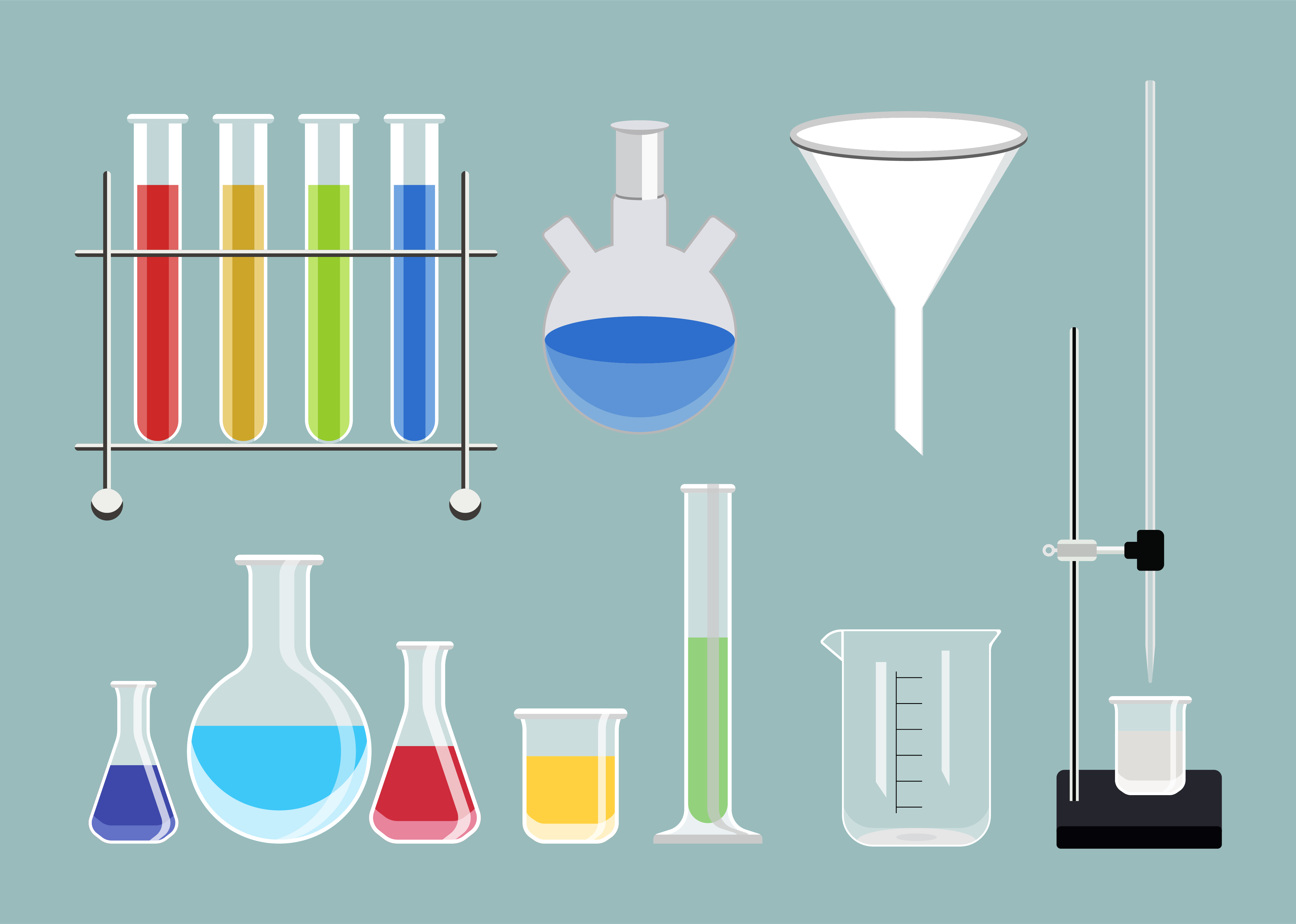 Chemical Engineering Free Vector Art
