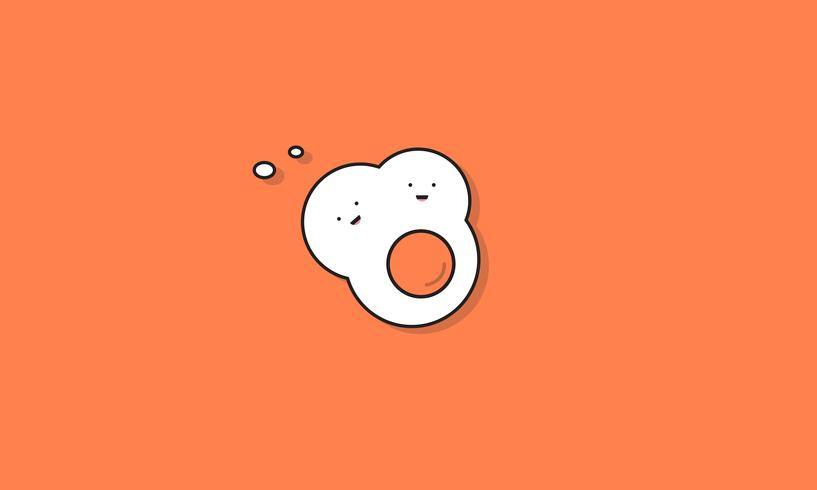 ring betrokkenheid pictogram vector concept