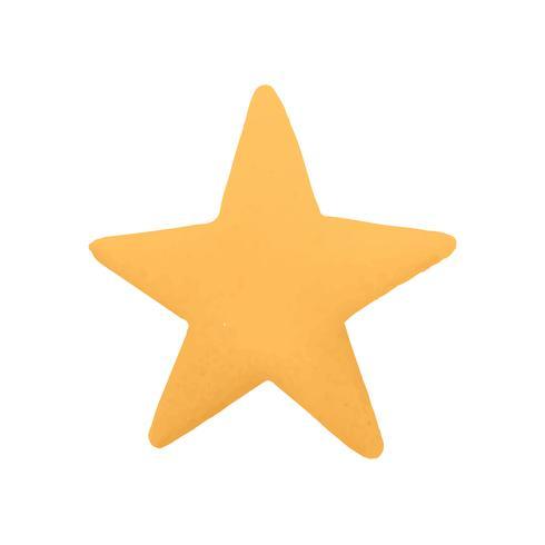Favorites social media icon vector