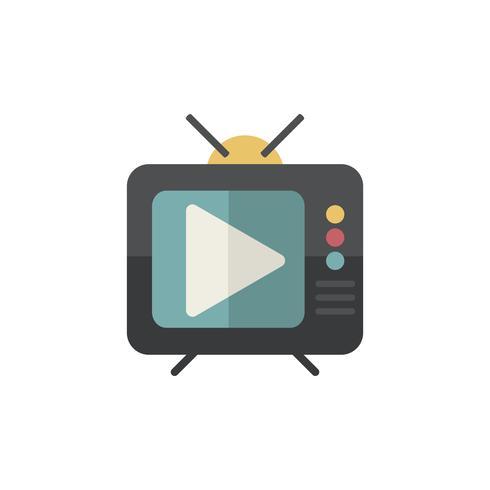 Ilustracion de television