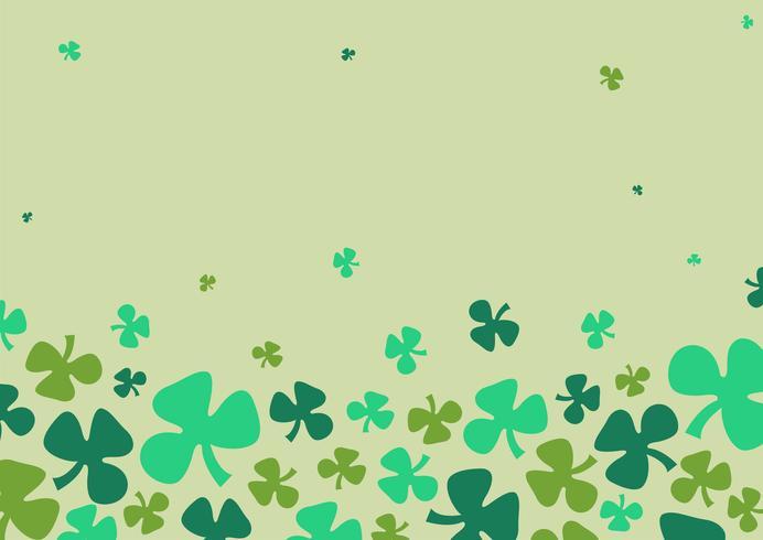 St Patrick's day illustratie