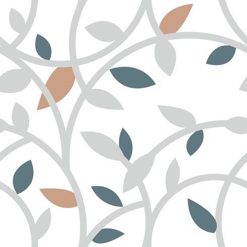Handdragen växter illustration