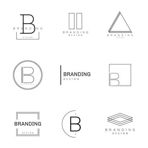 Semplici loghi e disegni
