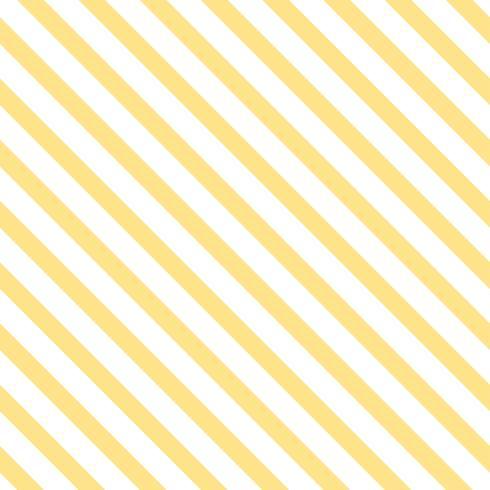 Vector de patrón de rayas transparente amarillo pastel