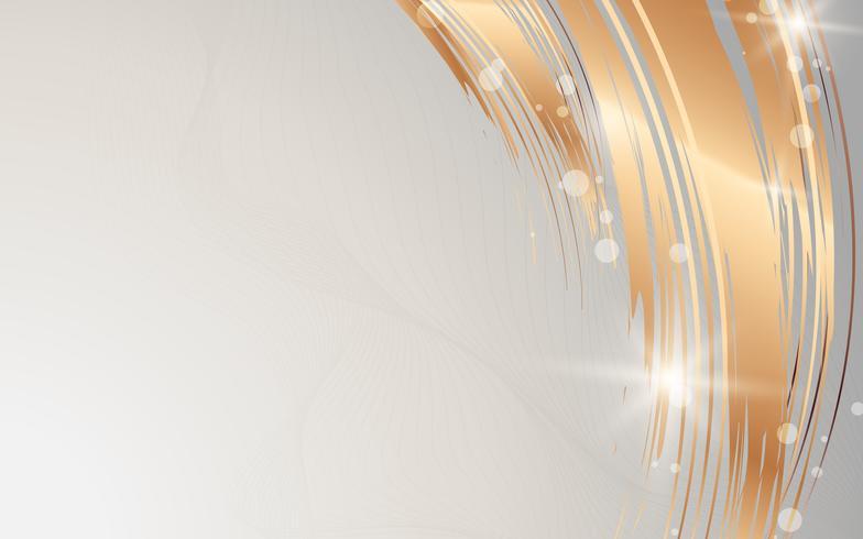 Rose gold gouden abstracte achtergrond