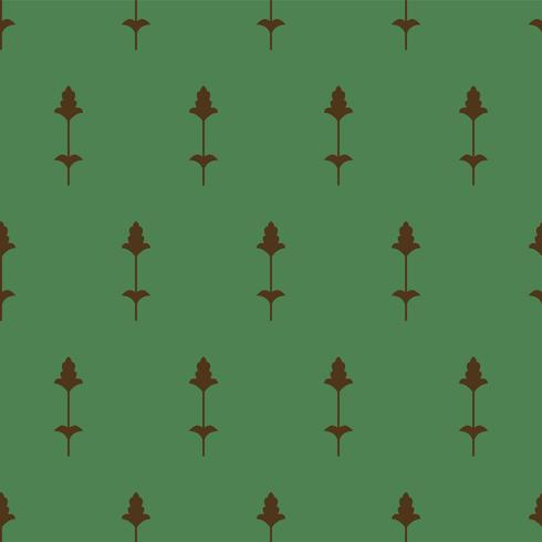 Vintage arrow pattern inspired by The Grammar of Ornament