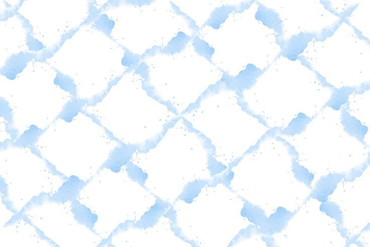 Pastellblå akvarell bakgrunds vektor