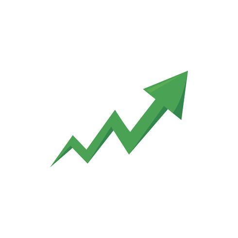 Illustratopn aa flecha verde