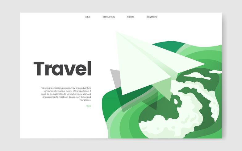 Informatie over reizen en vrije tijd informatieve website