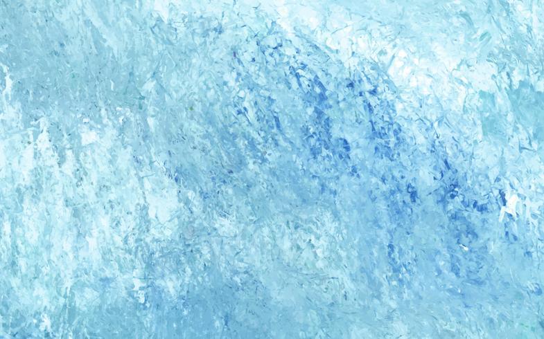 Sfondo dipinto di blu chiaro