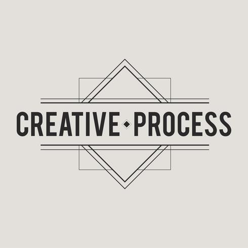 Illustratie van creatieve ideeën concept pictogram
