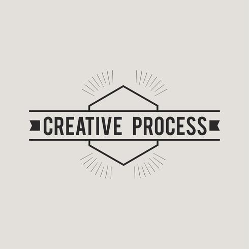 Ilustración del icono de concepto de ideas creativas