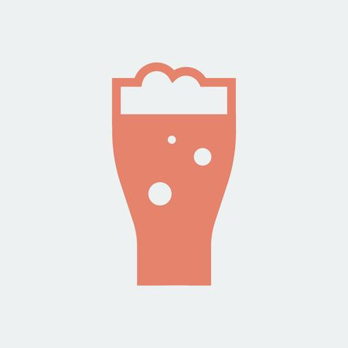 Pint Bier Grafik Illustration