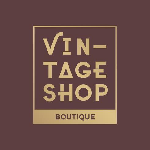 Logo de la boutique de mode
