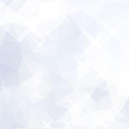 Crystal textured background illustration