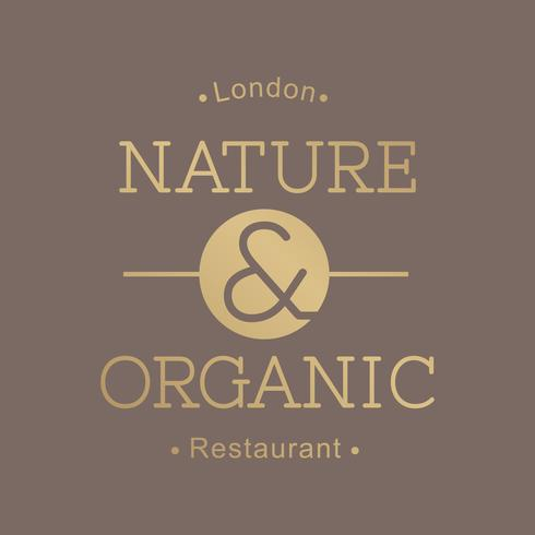 Biologisch product logo