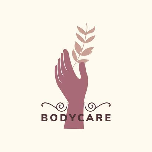 Logo of natural organic bodycare