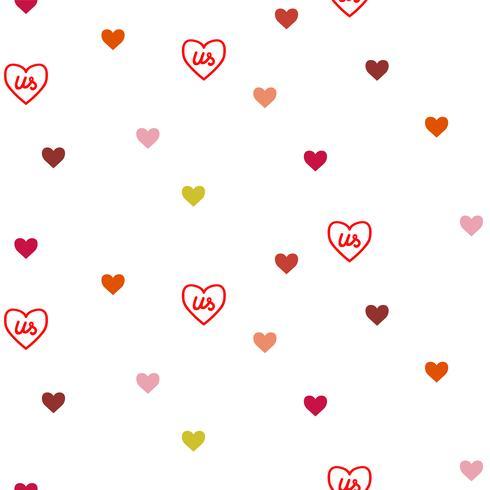 Illustrationer av Alla hjärtans saker