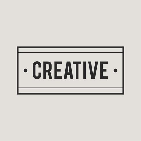 Illustrazione dell'icona di concetto di idee creative