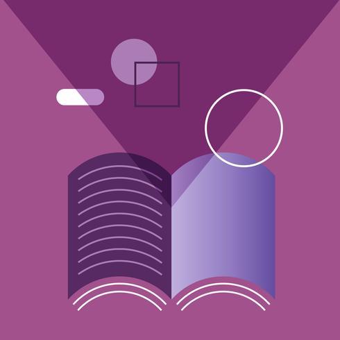 Ilustración de la educación