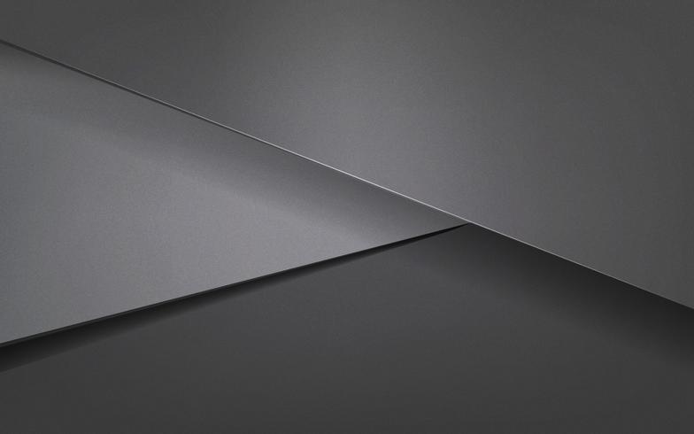Abstrait design en gris foncé