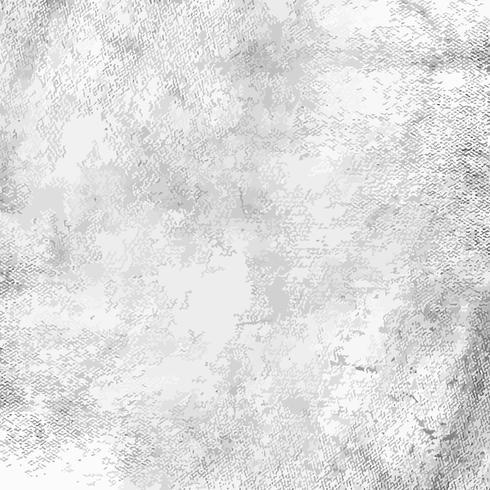 White grunge distressed texture vector