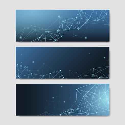 Neurala nätverk illustration samling