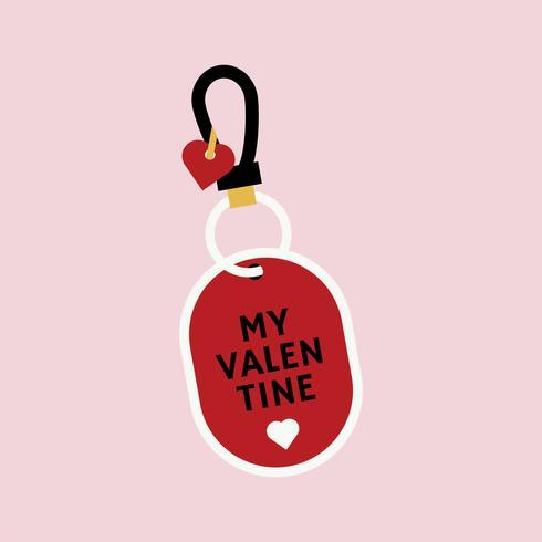 Etichetta di San Valentino