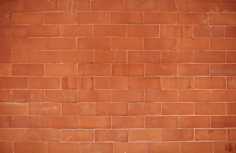Red brick wall with design space