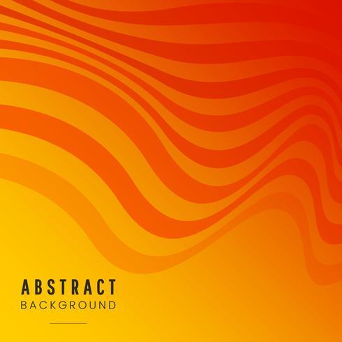 Vecteur de conception fond abstrait coloré