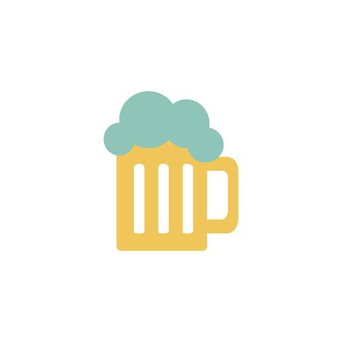 Illustration of beer icon
