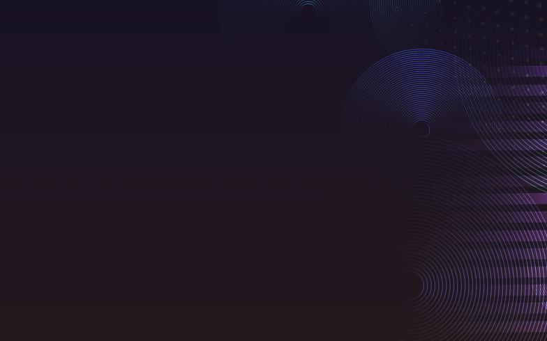 Sfondo di luce al neon