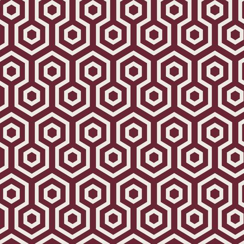 Sin fisuras patrón japonés con el vector motivo de carey