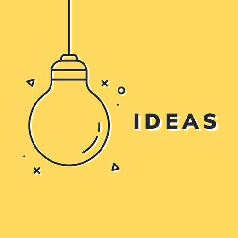 Kluge Ideen und Kreativität