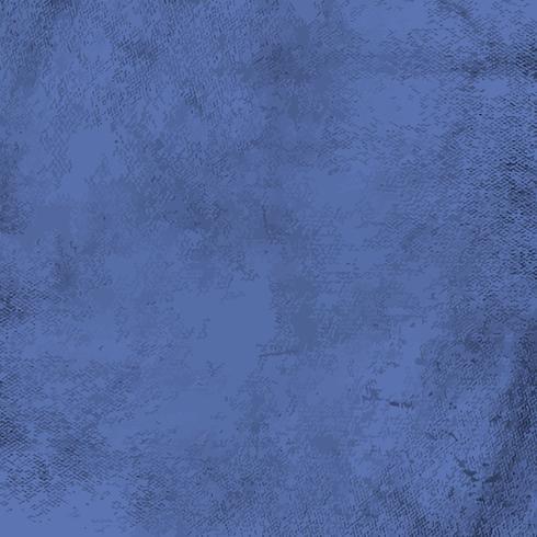 Blauwe grunge verontruste textuurvector