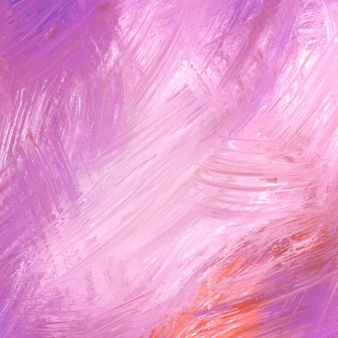 Rosa bemalte Wand