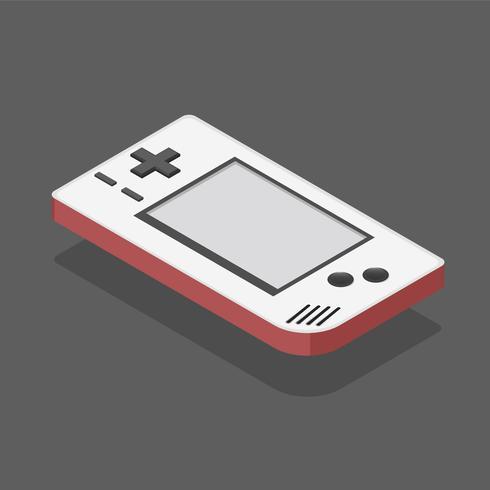 Icono de vector de jugador del juego