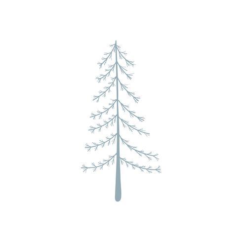 Doodle av ett träd