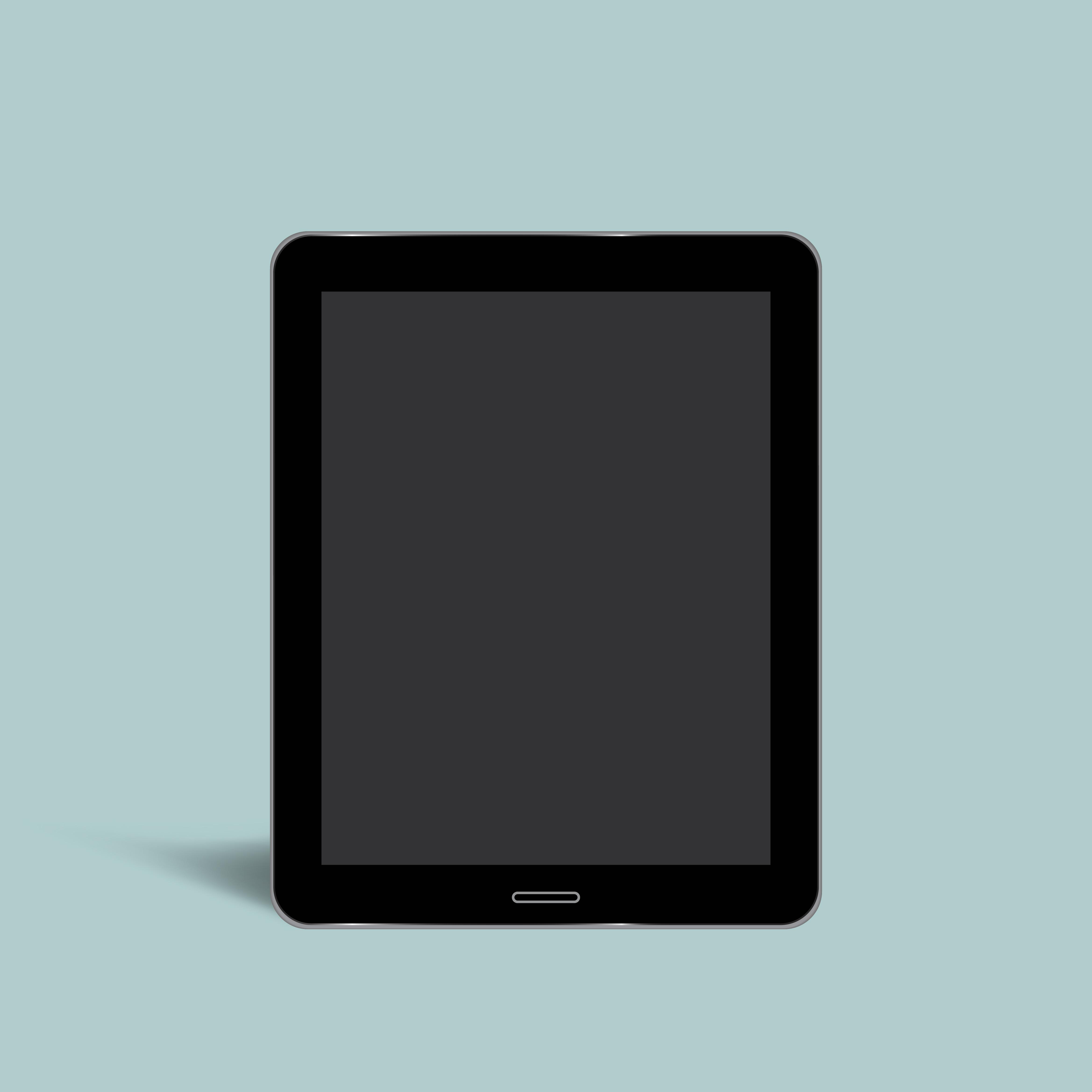 Vector of digital tablet icon - Download Free Vectors ...
