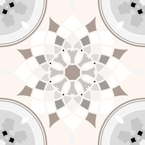 Vloer tegel patroon ontwerp
