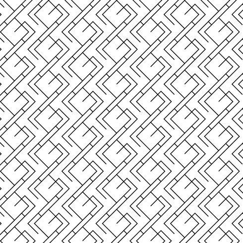 Padrão geométrico mínimo