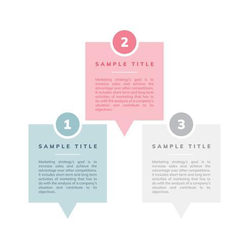 Marketingstrategie und Zielvektor