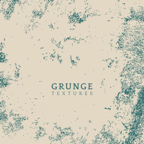 Beige grunge distressed texture vector