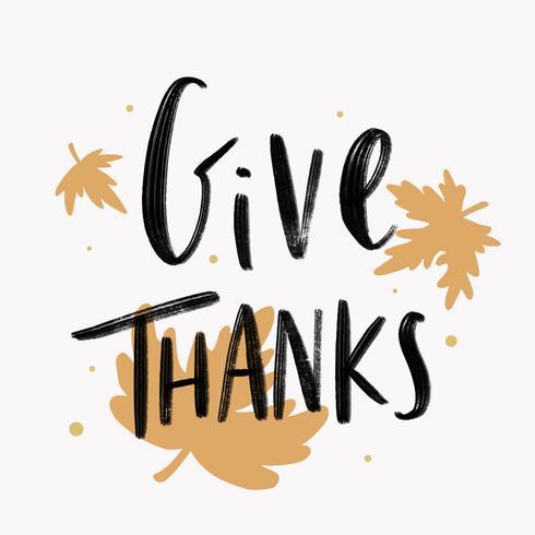 Tacksägelse hälsningskort