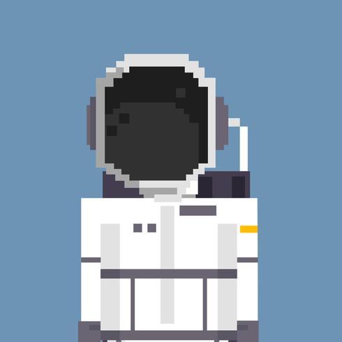 Pixel illustration of occupation
