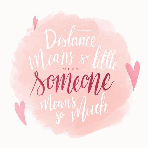 Inspirerande romantisk text