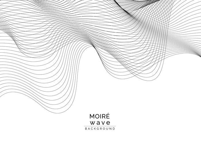Moiré-patroonachtergrond