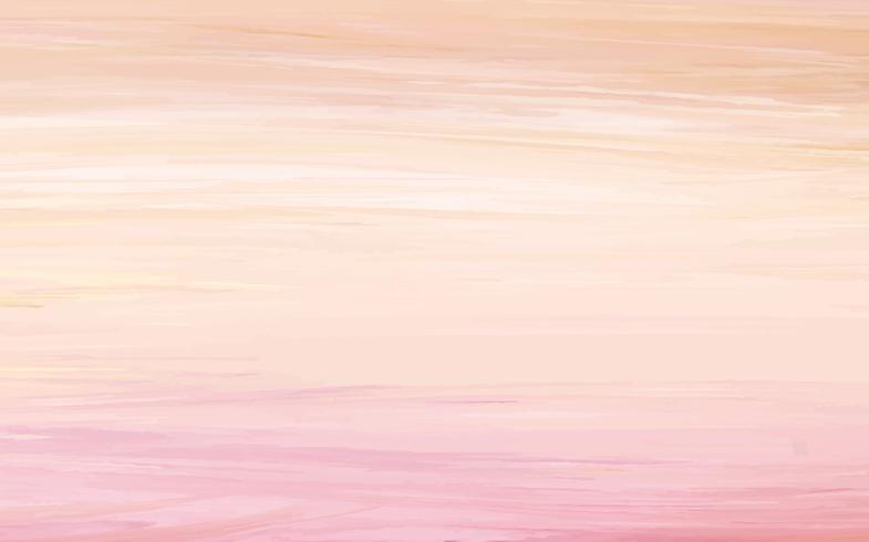 Peinture rose et orange