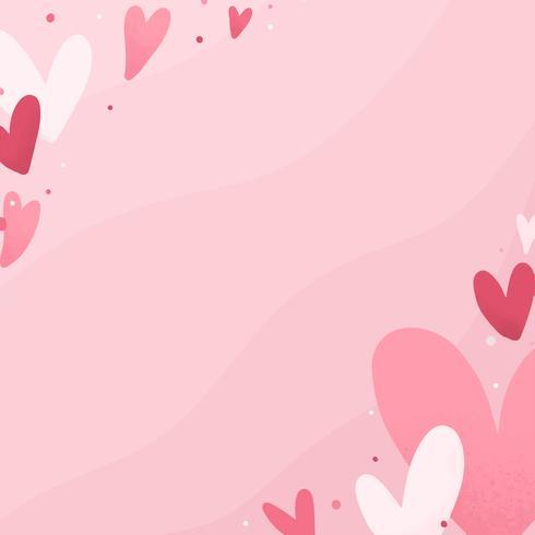 Herz Hintergrunddesign