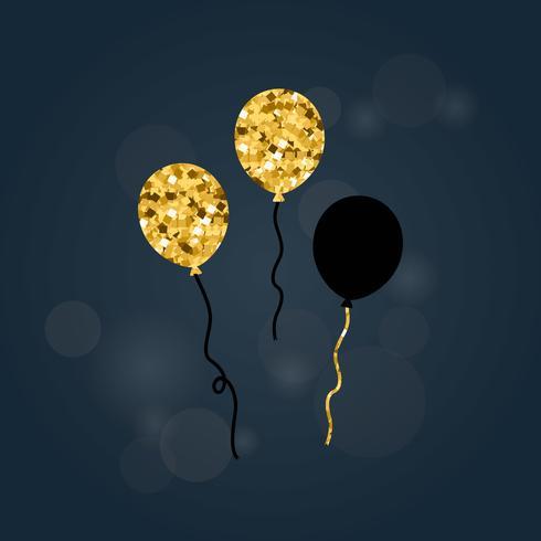 Abbildung der Partyballone